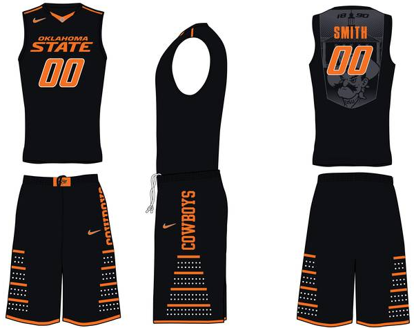 New Basketball Uniforms | Pistols Firing