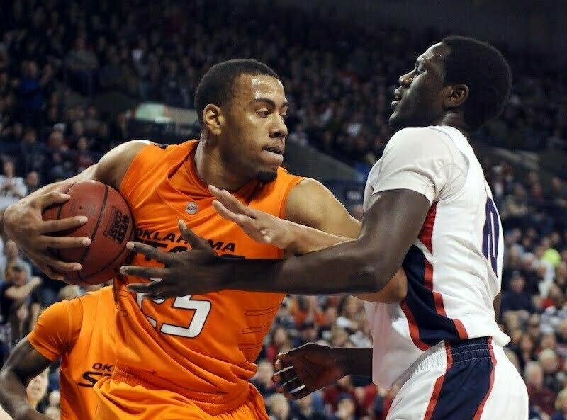 NCAA Basketball: Oklahoma State at Gonzaga