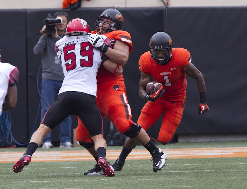 NCAA Football: UL Lafayette at Oklahoma State