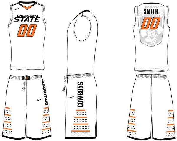 New Basketball Uniforms   Pistols Firing
