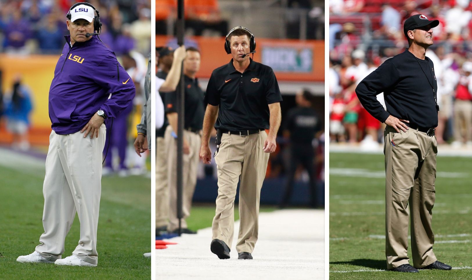 Three Coaching Changes That Would Be The End Of Osu Fans Pistols