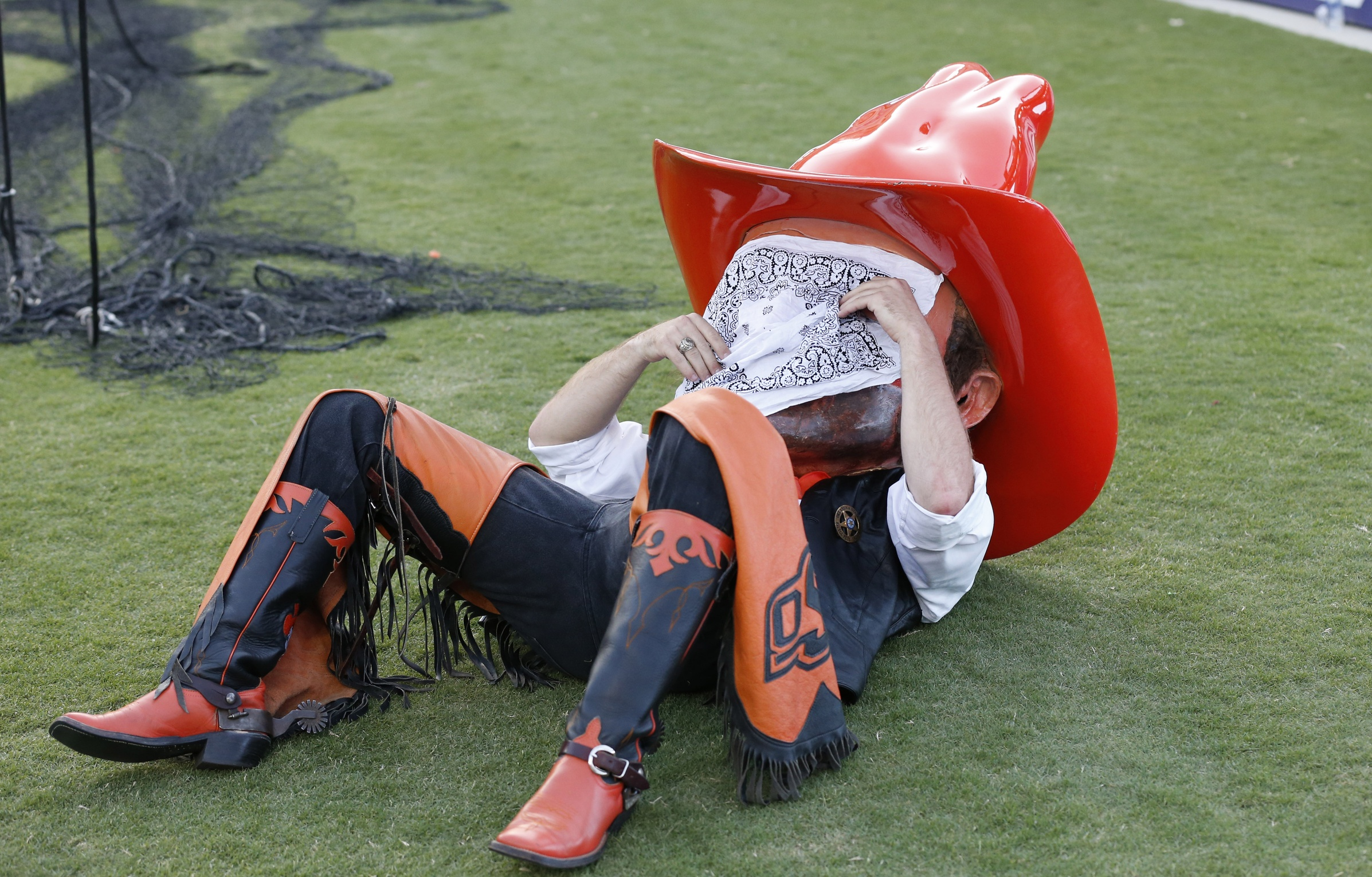 Oklahoma State is suing pretty much everybody | Pistols Firing