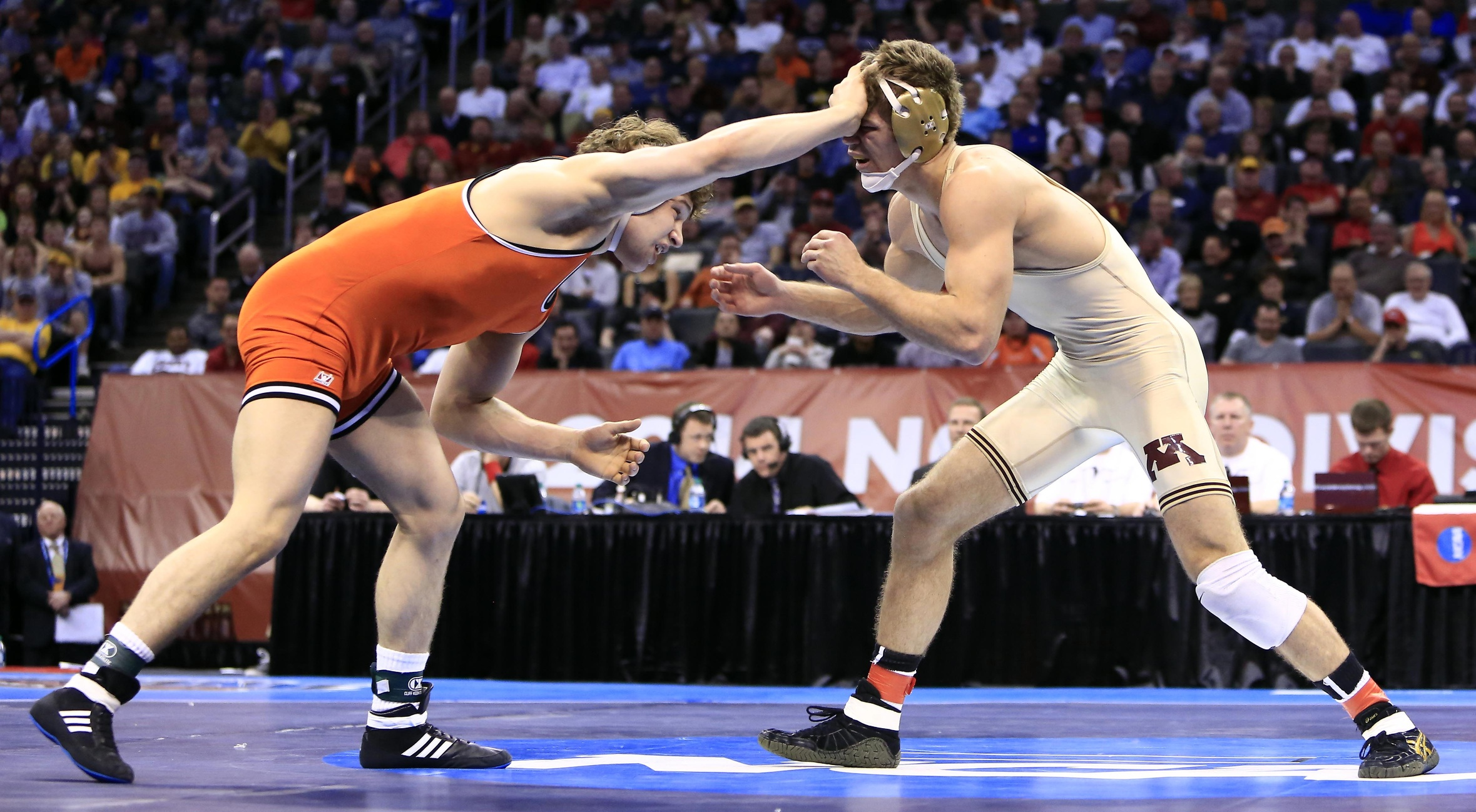 Alex Dierenger will try to capture back-to-back NCAA titles. (USATSI)