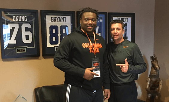 Mike Gundy Says Tramonda Moore is On Track to Enroll at ...