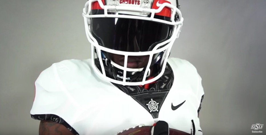 12 Thoughts On The New Oklahoma State Football Uniforms