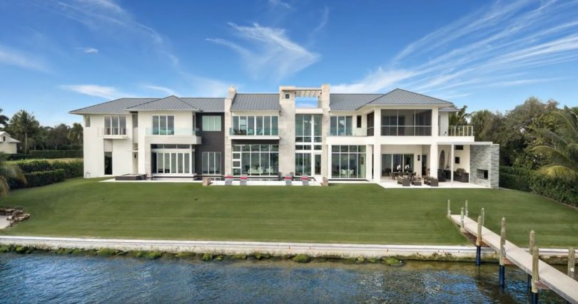 LOOK: Is This Rickie Fowleru0027s New $14 Million Home?