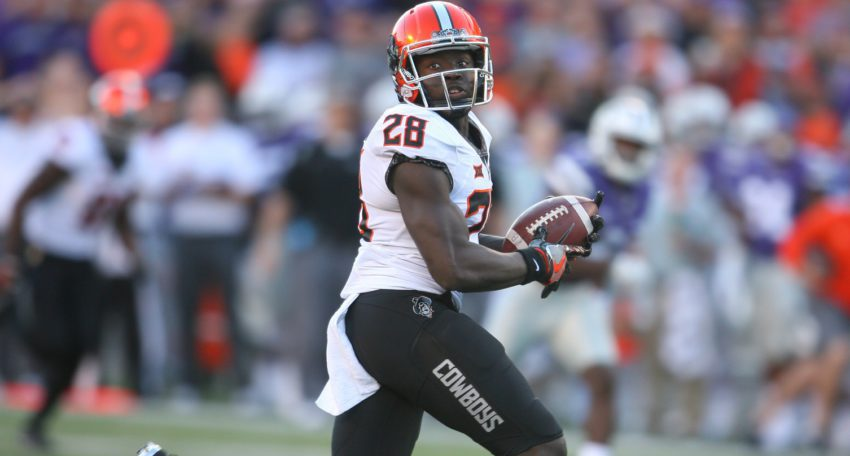 James Washington Passes Dez Bryant Now A Top 5 Osu Receiver
