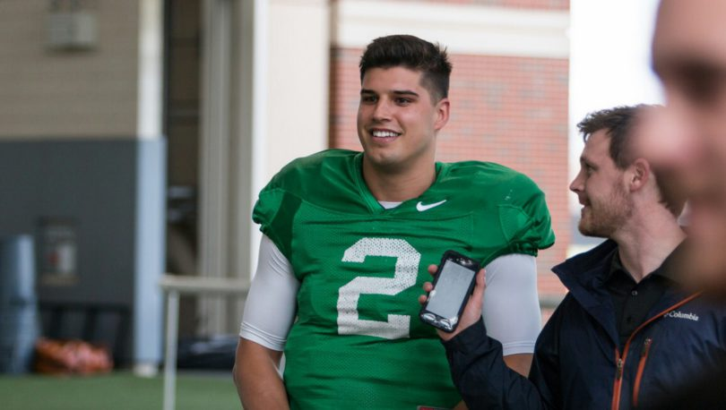 Mason Rudolph Says He 'Could Care Less' What Baker ...