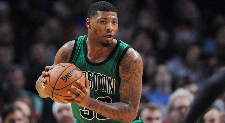 After Three Years With Boston How Good Can Marcus Smart Become Pistols Firing