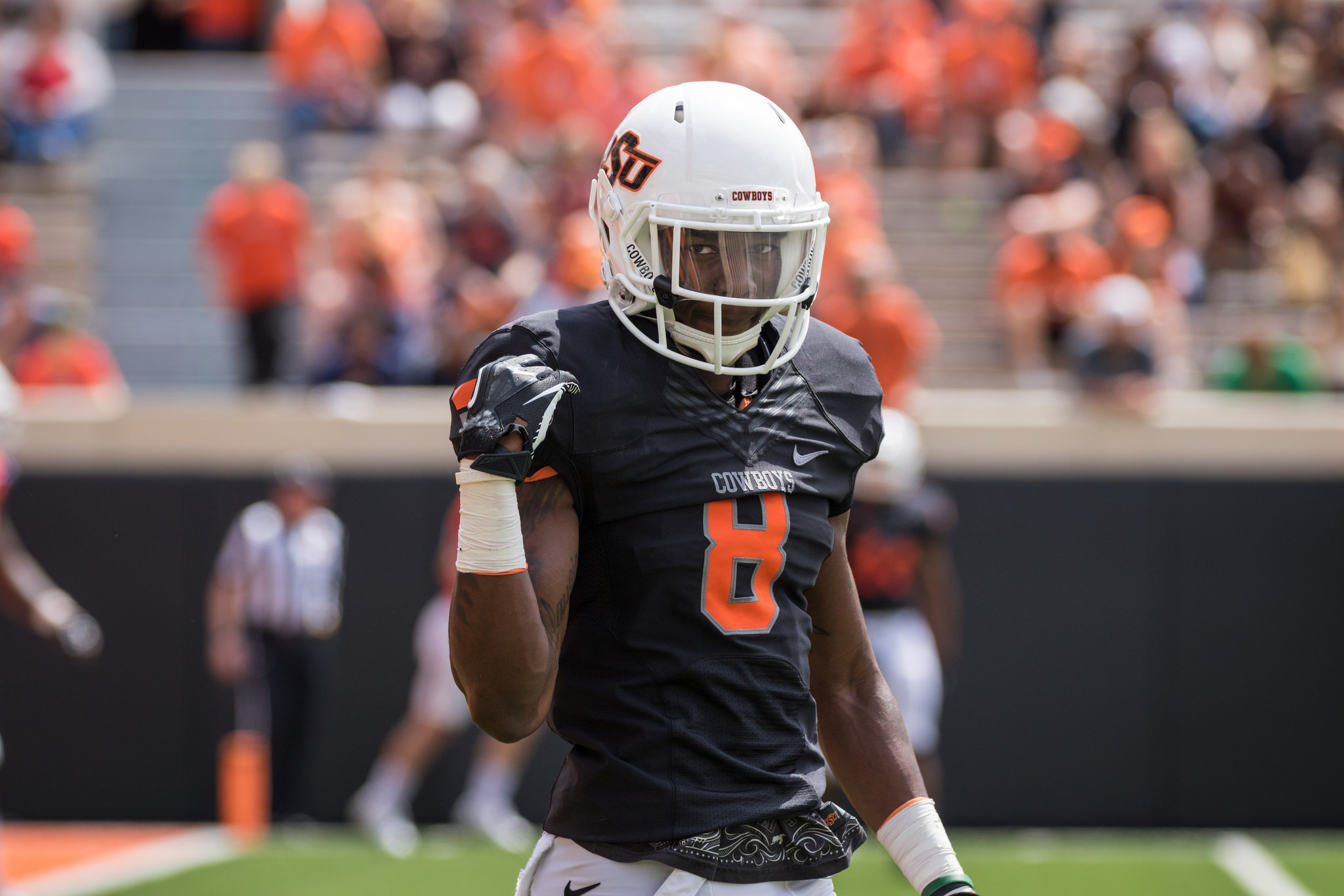 OSU Football Fall Practice Report: Young Running Backs ...