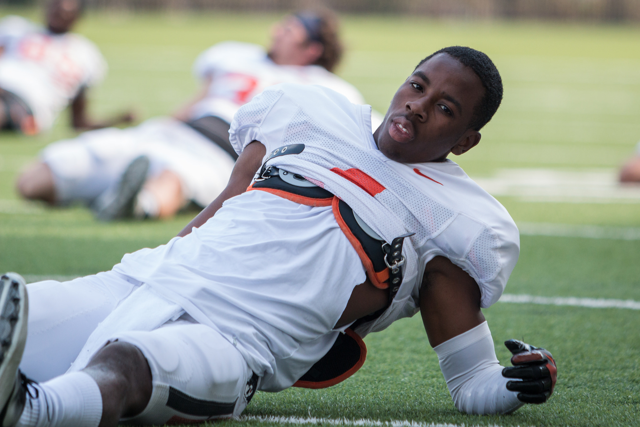 100 Days of Summer Get to Know No 4 A J Green