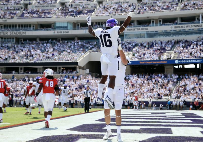 College Football Weekend Watch Guide: OSU-TCU Game of the