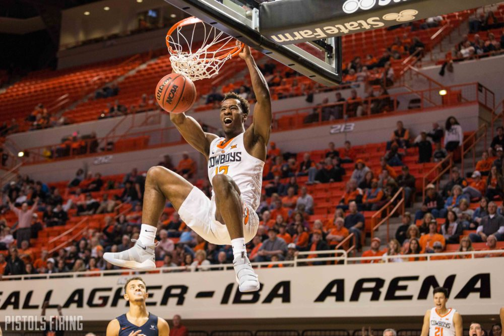 Predicting the 2017-18 Oklahoma State Basketball Schedule: Big 12 - Part II | Pistols Firing