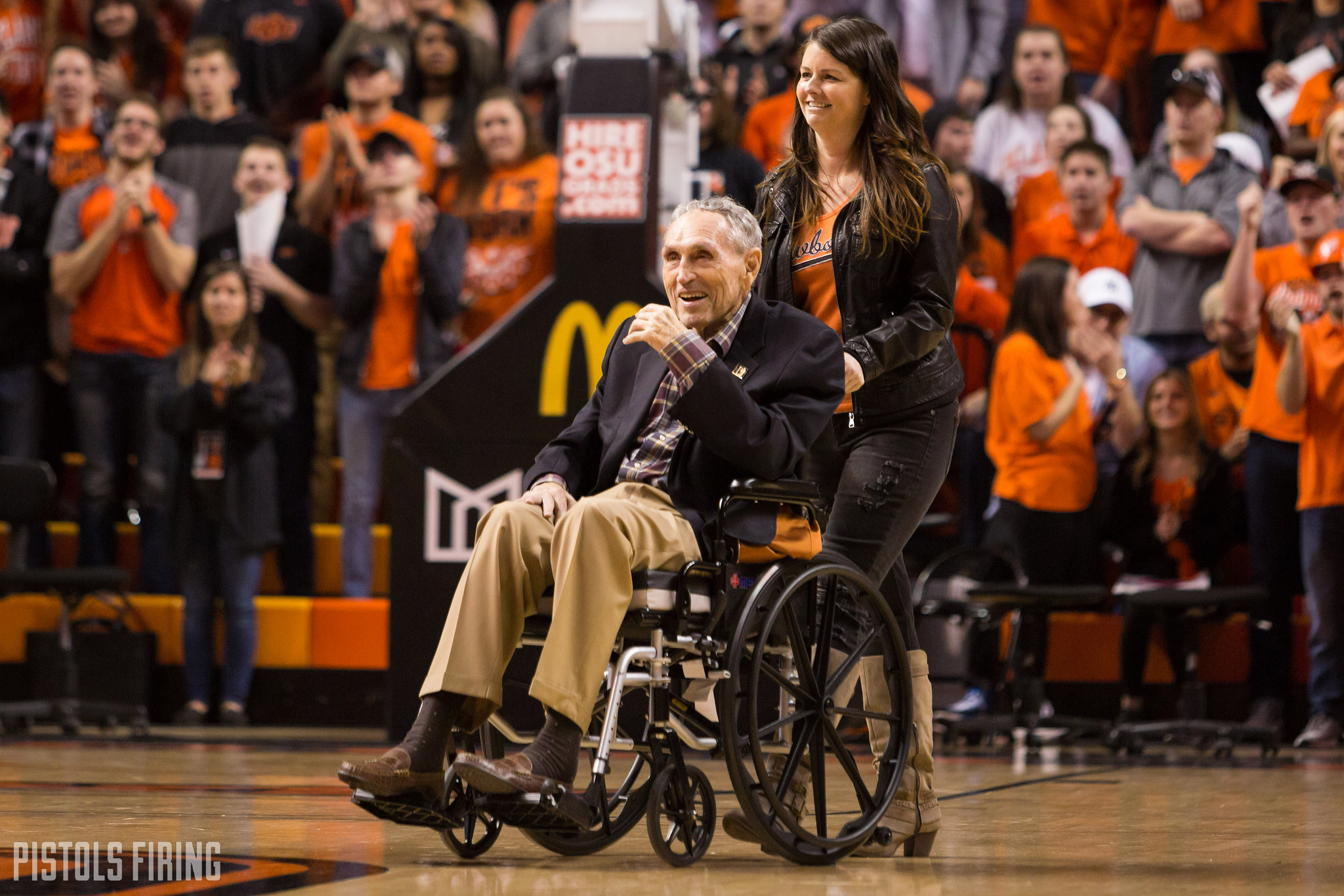 Once Again, Eddie Sutton Misses Hall of Fame Cut | Pistols ...