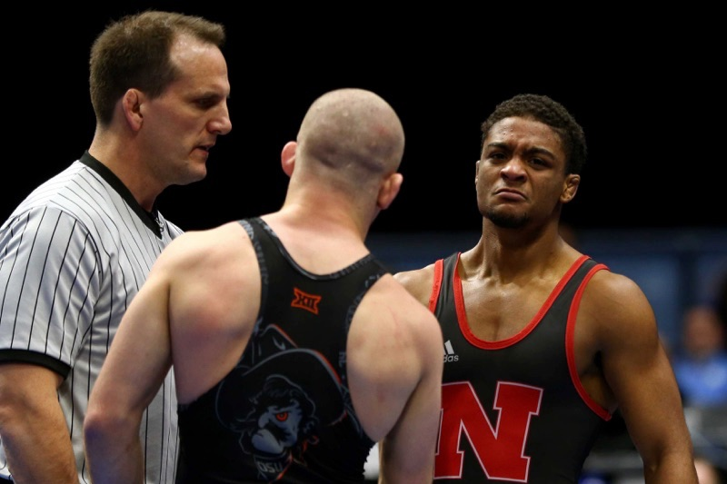 wholesale dealer cd3da 5a8a4 NCAA Wrestling Championships  Pokes Fall Short in Day 2 with no  Semifinalists