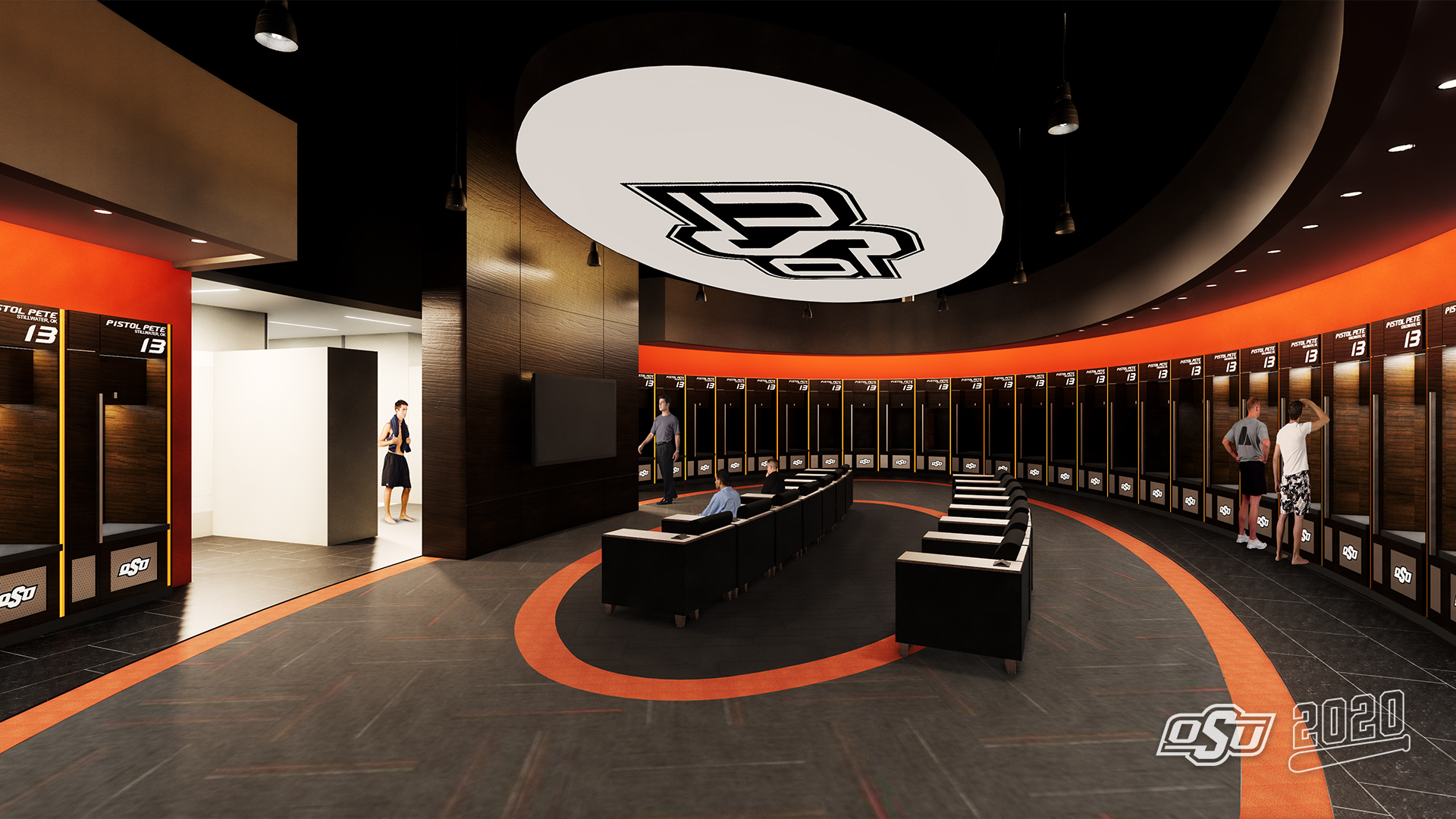 Oklahoma State Unveils New $60 Million Baseball Stadium ...