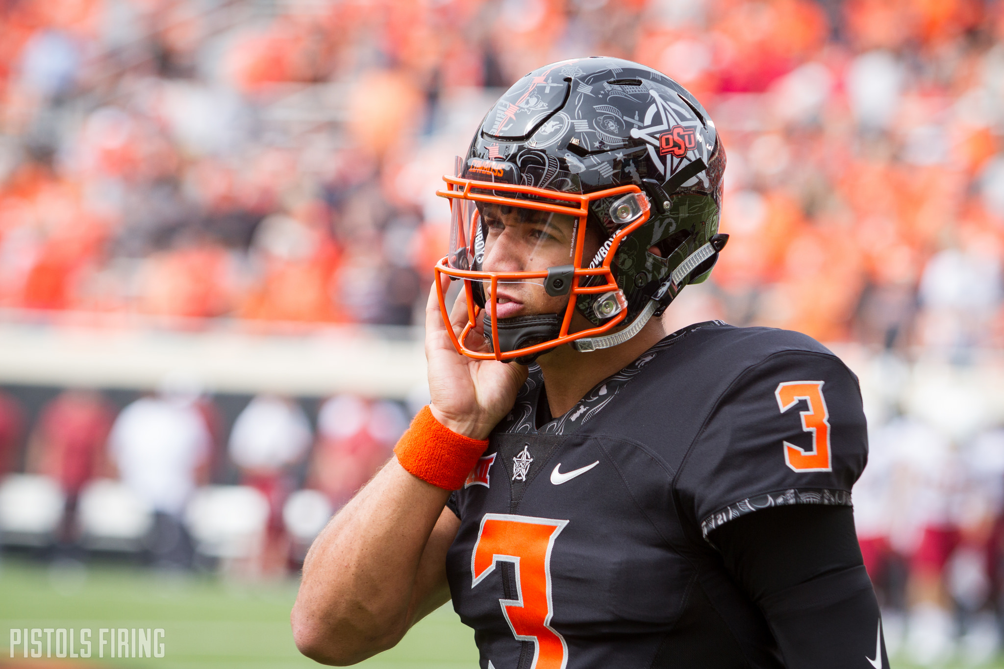 Mike Gundy Says He Intends to Redshirt Freshman QB Spencer ...