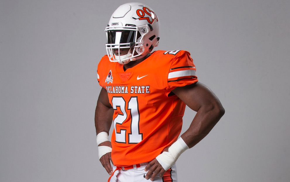 aa0f24357 OSU Reveals Throwback Uniforms for Homecoming Against Texas ...
