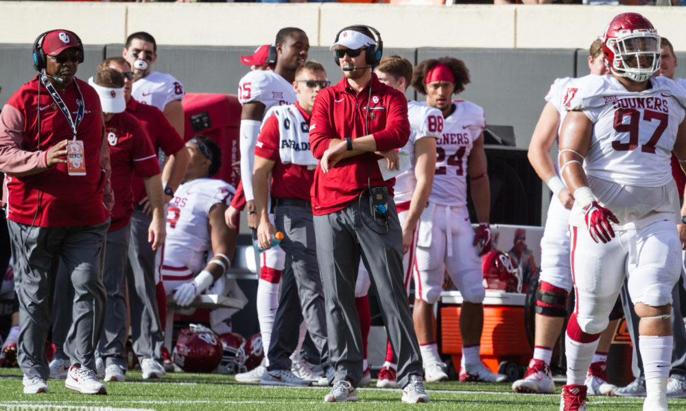 Lincoln Riley Says Bedlam Will Be A Battle, No Matter ...