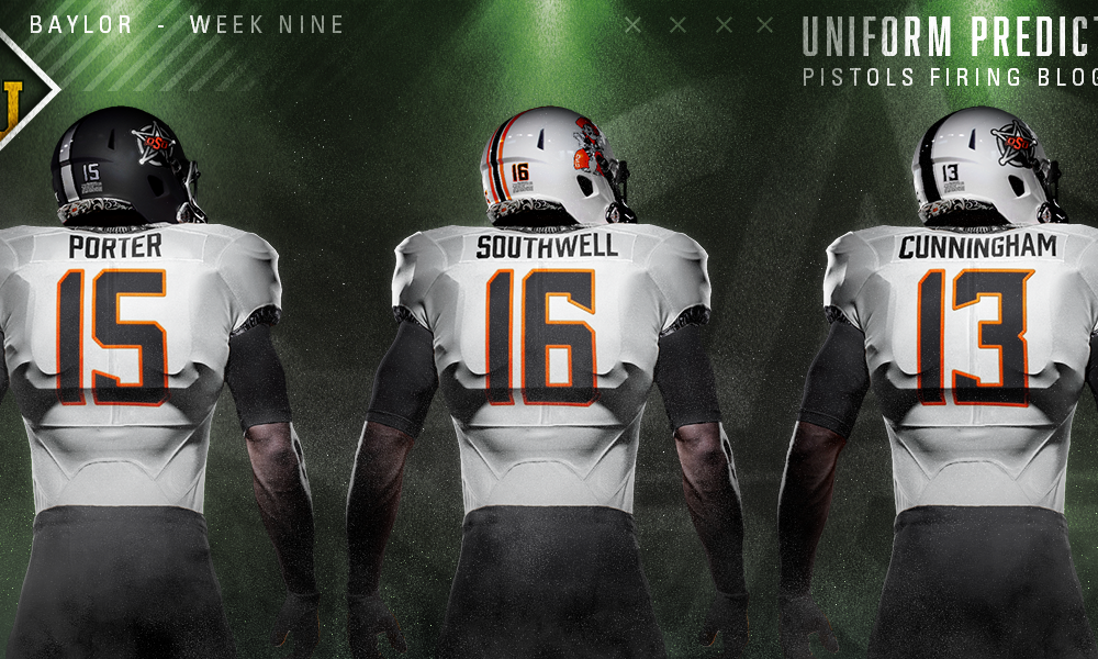 Uniform Predictions for the Oklahoma State-Baylor Game ...