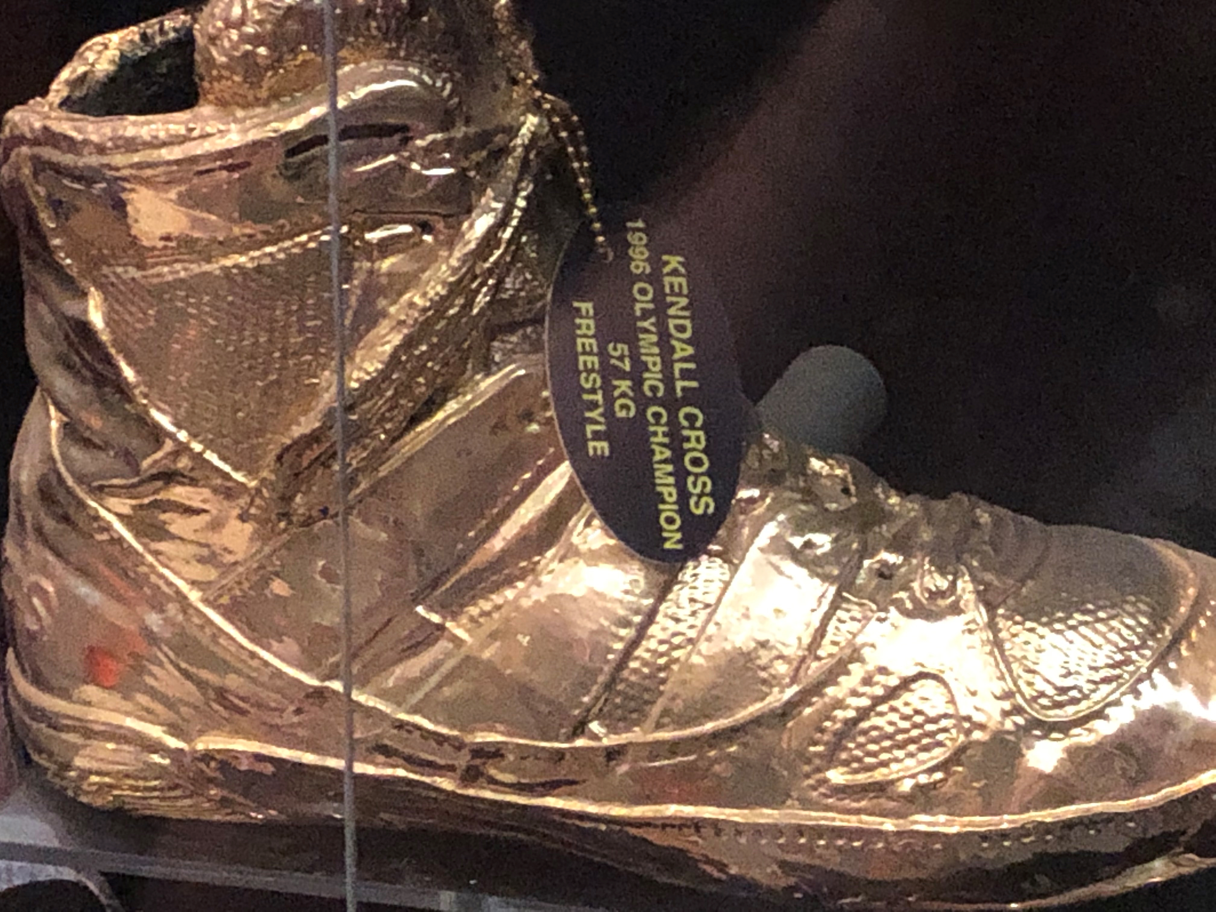 Kendall Cross Gold Shoes.png