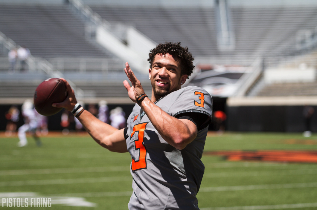 Why OSU Needs Spencer Sanders to Win the Starting QB Job     Right
