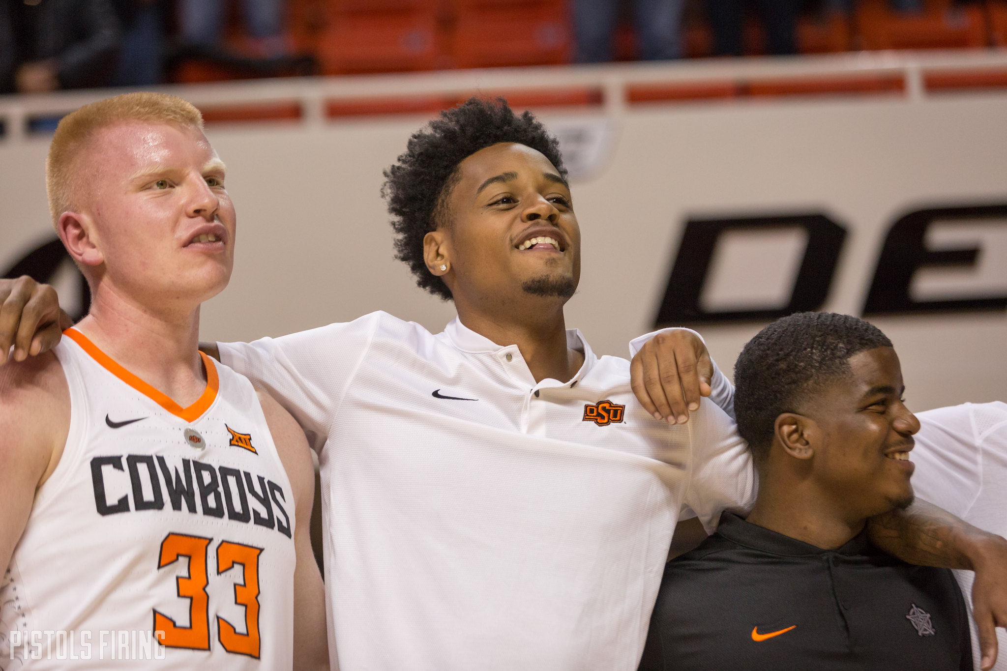 Curtis Jones Leaving Oklahoma State as Potential Grad Transfer, Report Says | Pistols Firing