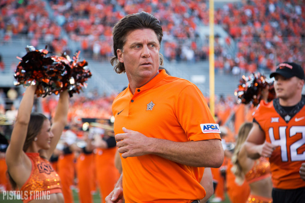 Reliving the Top Play From Every Season of the Mike Gundy Era