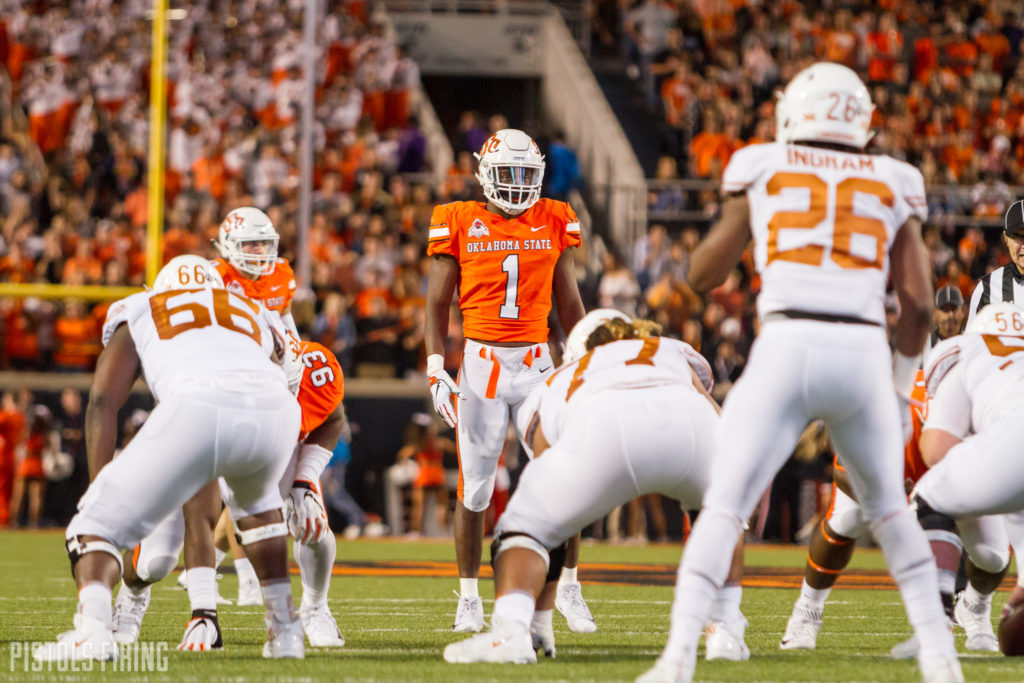 How Texas Once Held Oklahoma State's Future in its Very Wealthy Hands