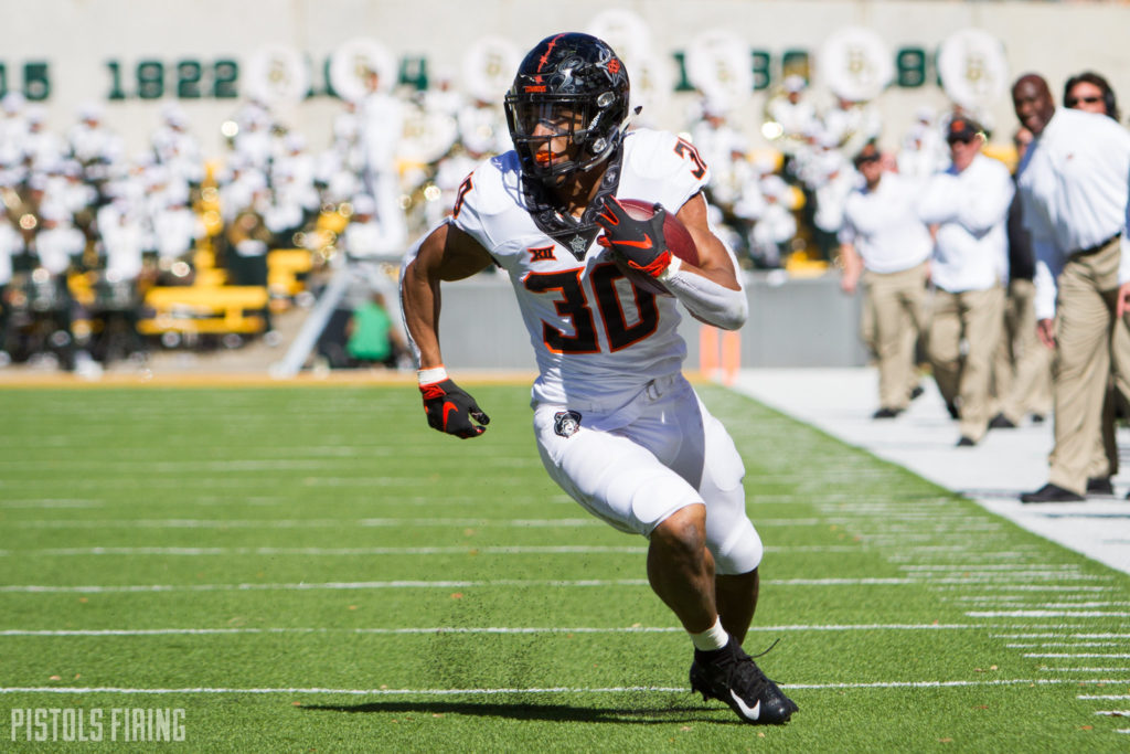 Position Preview: OSU's Running Back Depth Goes Beyond the Chuba Show