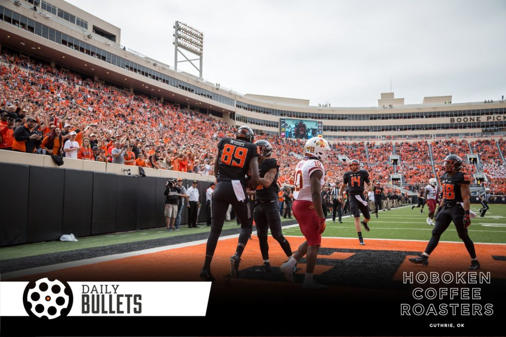 Daily Bullets (Aug  2): Cade Cunningham Update, OSU's Friendly 2019
