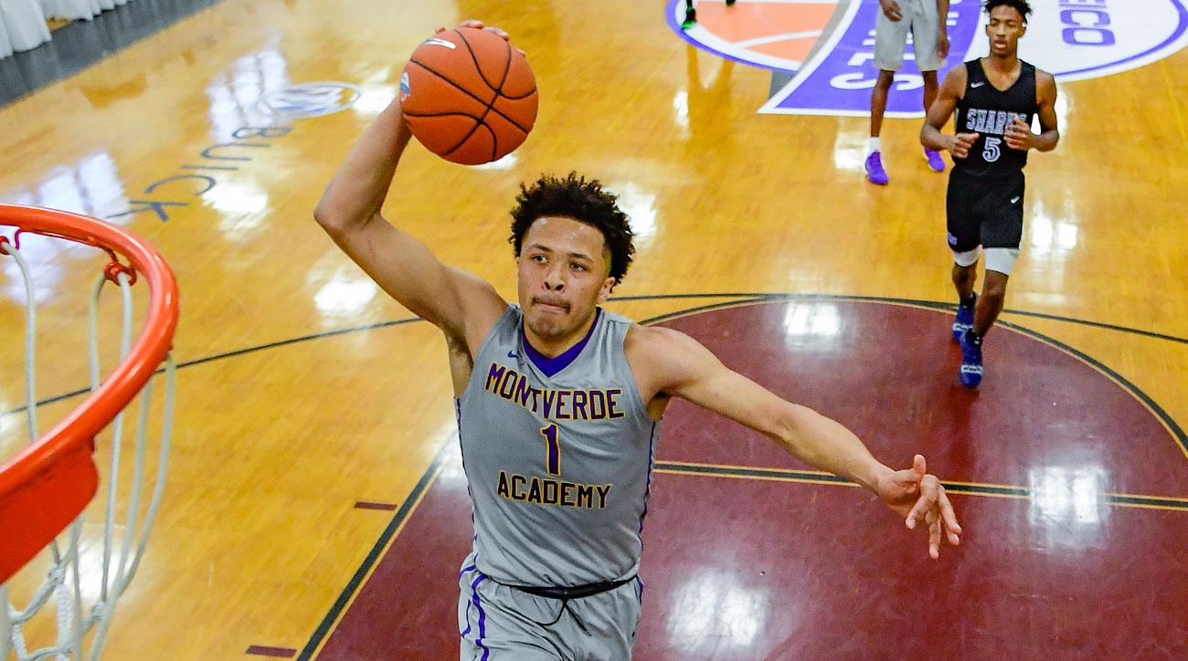 Cade Cunningham Remains No 2 Prospect In 2020 According To