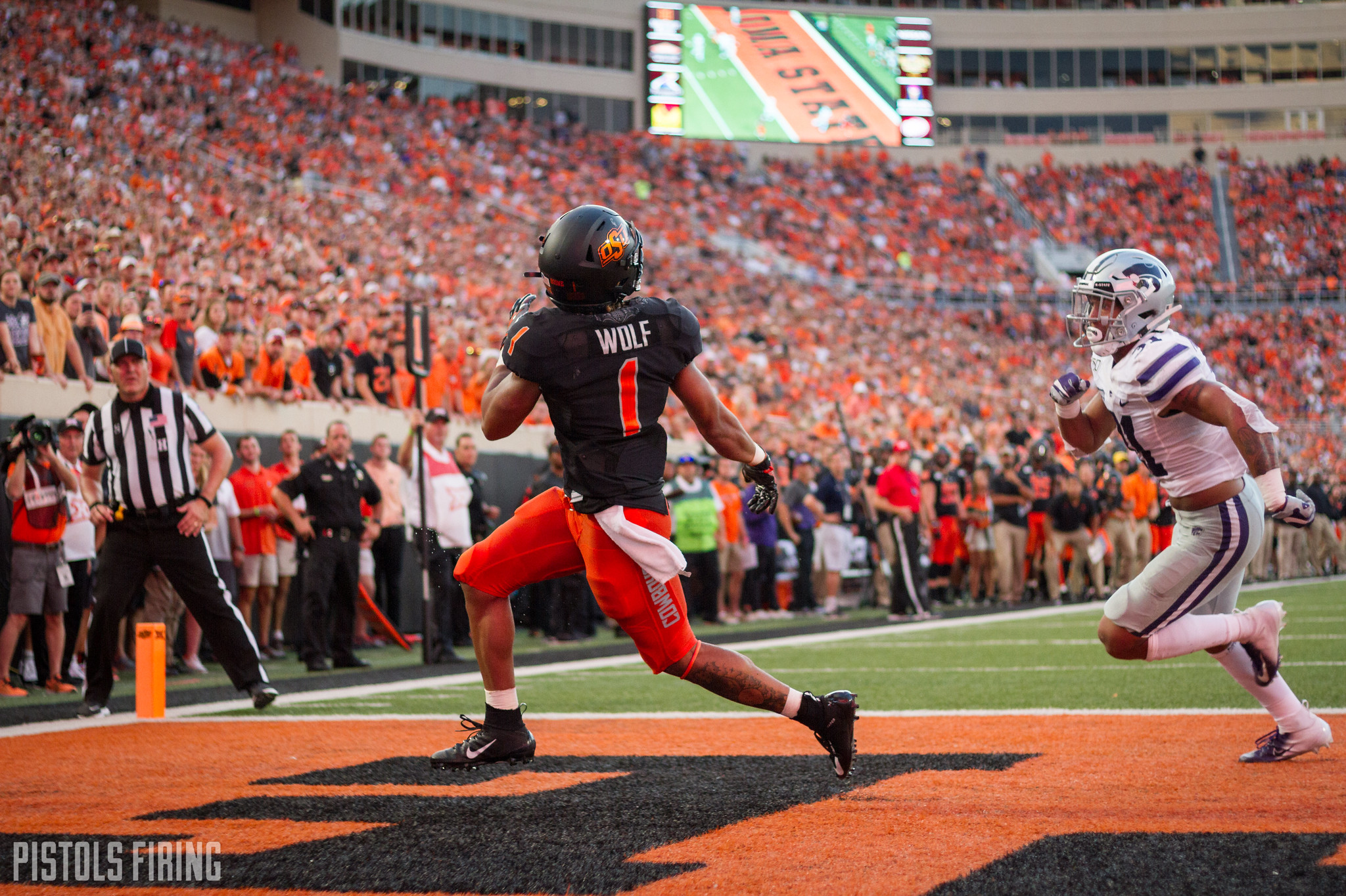 Oklahoma Football Schedule 2020.Six Thoughts On Oklahoma State S 2020 Football Schedule