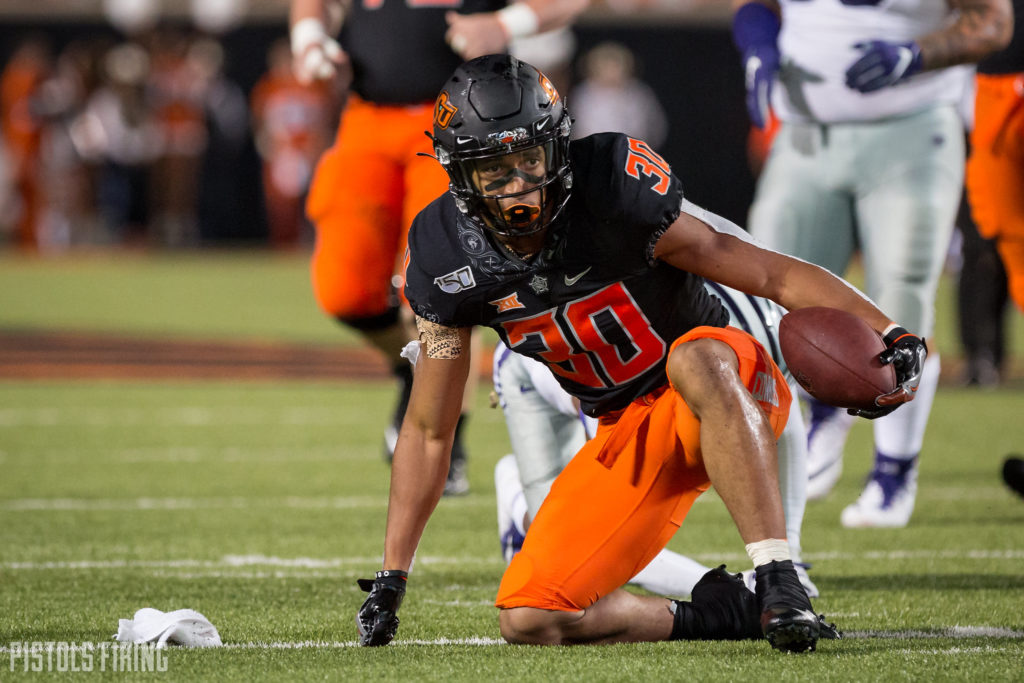 Seven Things to Know About the Oklahoma State-Baylor ...