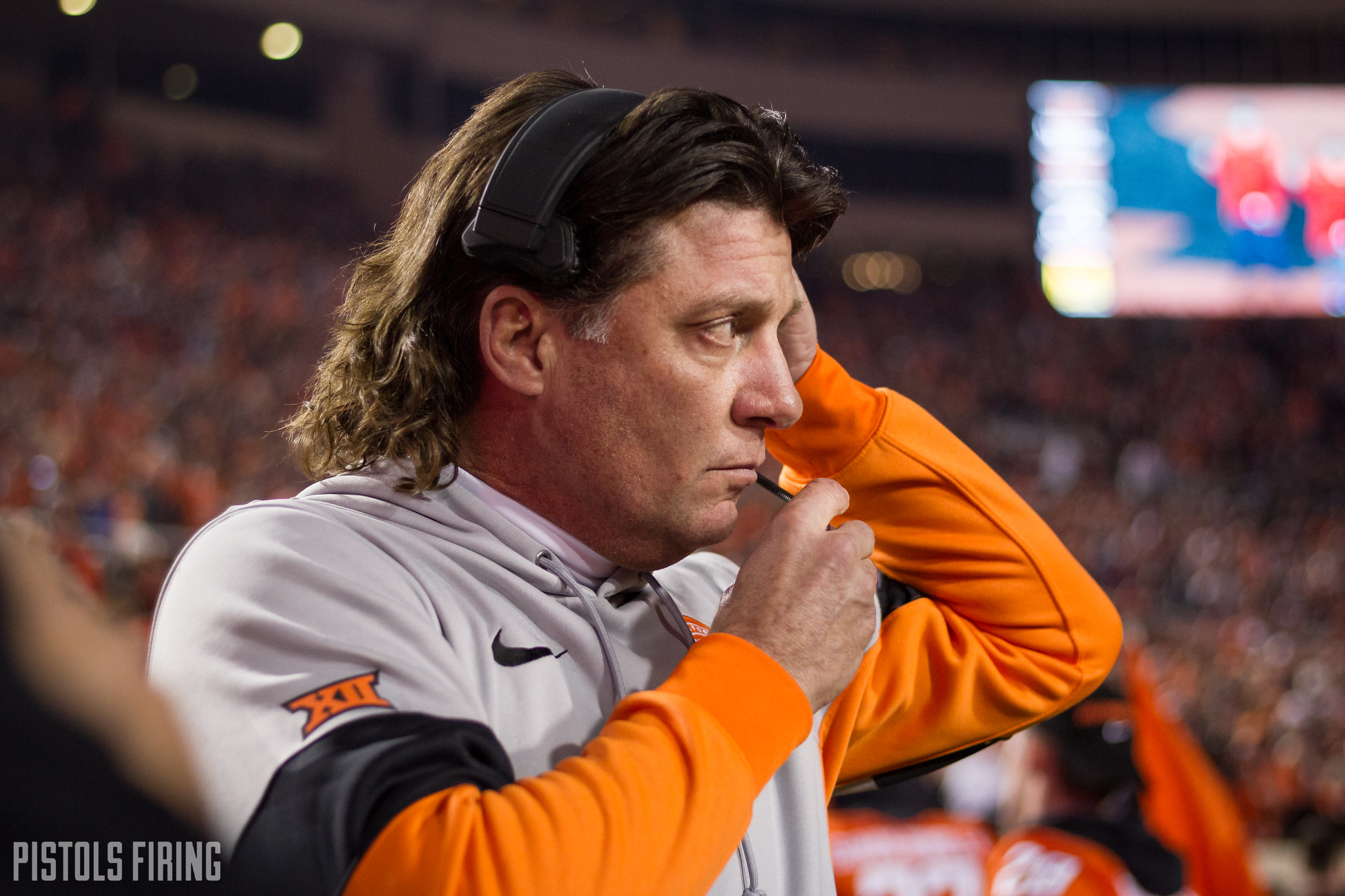 Is College Football Going to Adopt Mike Gundy's Playoff Plan? | Pistols Firing