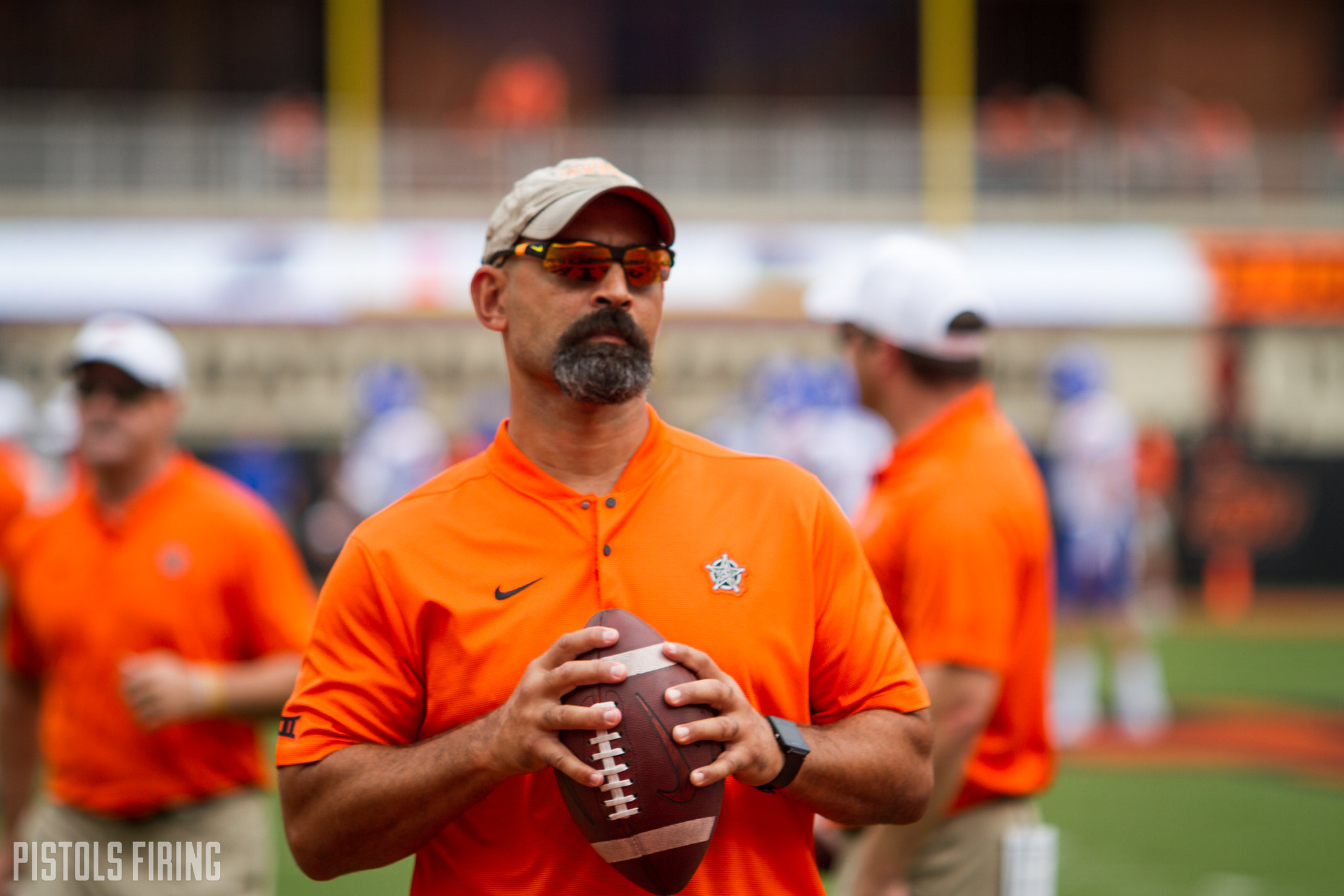 Five Thoughts on Kasey Dunn as OSU's Offensive Coordinator | Pistols Firing