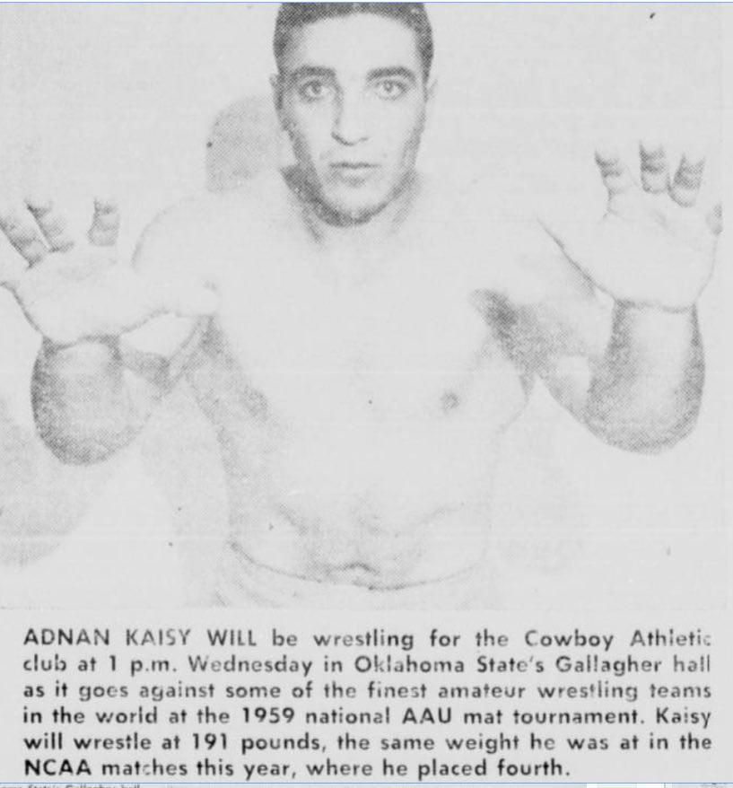 Adnan Alkaisy O'Colly