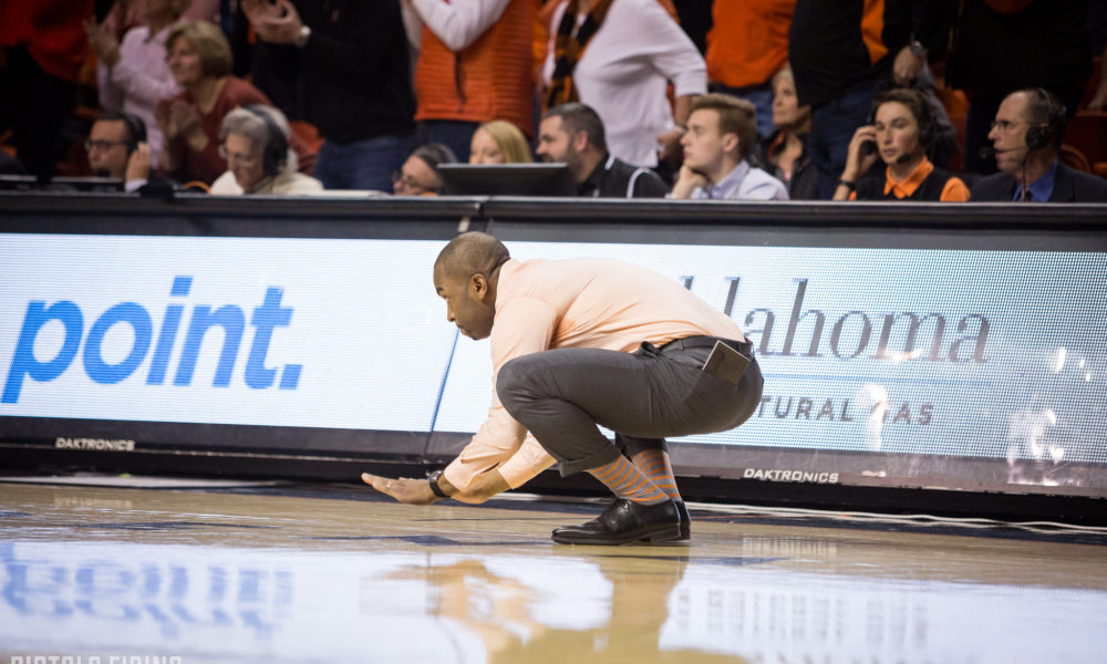 Hoops Preview: West Virginia Able to Test Oklahoma State's New Aggressive Offense