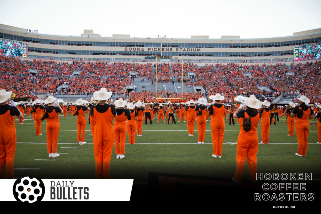 Daily Bullets ( Mar . 31 ): Let Talk Different CFB Start Dates , Boynton Adds a Guard