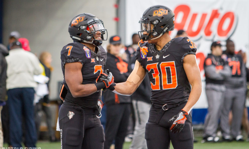 Four Burning Questions for Oklahoma State's Running Back Group in 2020