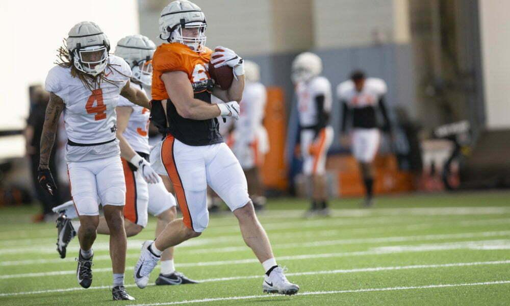 Oklahoma State 2021 Spring Football Preview: Cowboy Backs